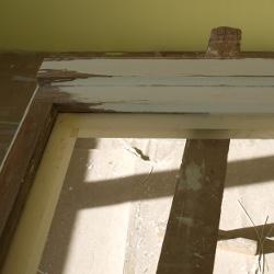 holzfenster wei streichen cheap braune wand weis streichen ansprechend auf dekoideen fur ihr. Black Bedroom Furniture Sets. Home Design Ideas