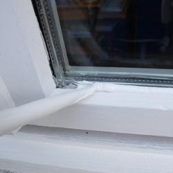 Turbo Holzfenster streichen - Fenster lackieren und renovieren ZL65
