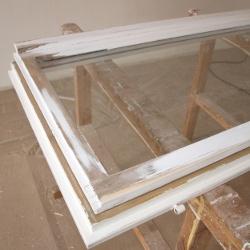 Turbo Holzfenster streichen - Fenster lackieren und renovieren DF35